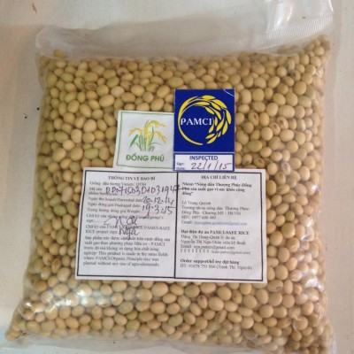 Quality, organic soya beans available at betterday shop