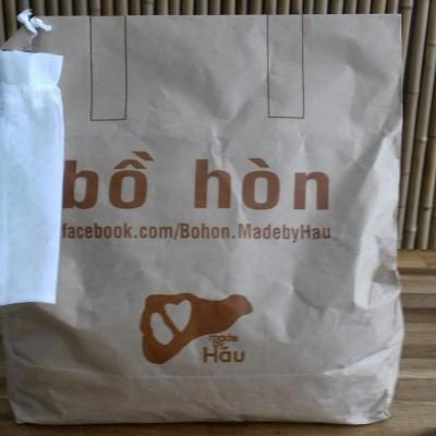 bồ hòn 1kg túi giấy
